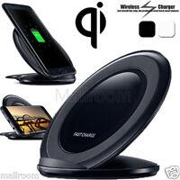 Fast Charge Qi Wireless Ladestation Ladegerät Für Samsung Galaxy NOTE7/S6/S7edge