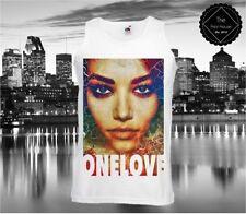 Unbranded Hipster Sleeveless T-Shirts for Men