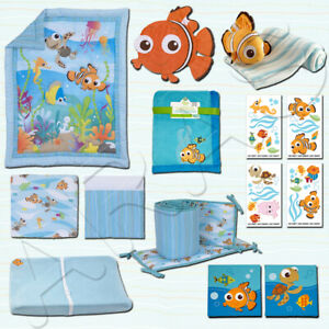 Finding Nemo: Baby Nemo 12 Piece Crib Bedding Set by Disney Baby