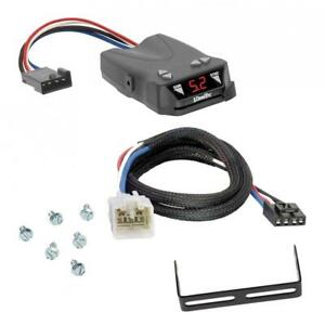 Trailer Brake Control for 03-14 Toyota Tundra w/ Wiring Module Box Controller