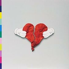 West Kanye 808s and Heartbreak LP Vinyl Deluxe 33rpm