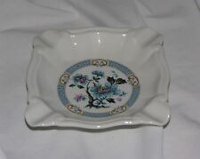 Limoges Fontanille Marraud Porcelain Ashtray Floral