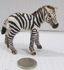 Schleich Baby Zebra Foal 14393 Retired