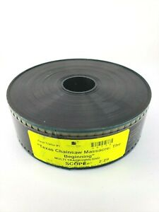 Texas Chainsaw Massacre The Beginning 35mm Film Movie Final Trailer #1 Rated R
