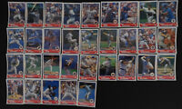 1989 Score Young Superstars Insert Set of 32 Baseball Cards Missing 10 Cards