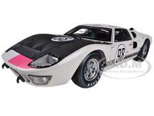 1966 FORD GT-40 MK II #98 WHITE DAYTONA WINNER 1/18 SHELBY COLLECTIBLES SC415