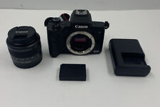 Canon EOS M50 Mirrorless Digital Camera 3080050-1