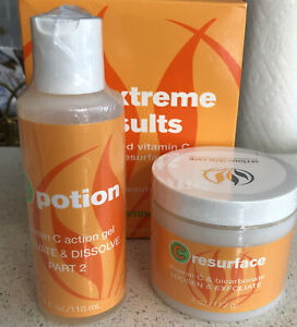 Serious SKINCARE ✰C-EXTREME RESULTS✰ Advanced Vitamin C Skin Resurfacer 4oz each