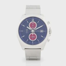 Paul Smith Men's Blue 'Final Eyes' Chronograph Watch