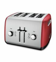 KitchenAid® 4-Slice Toaster with Manual High-Lift Lever, KMT4115