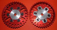 Ford Zetec Vernier pulleys