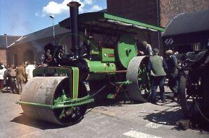 E5336, Major, Aveling & Porter Road Roller, Original Slide