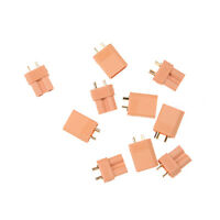 5set XT30 Male Female Bullet Connector Plug the Upgrade RC FPV Lipo Battery WD