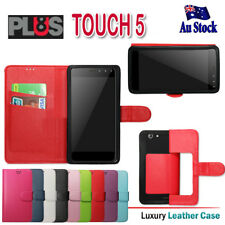 "For Plus 8 Touch 5 5"" PU Wallet Leather Flip Card Holder Case Cover"
