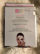 Global Beauty Care COLLAGEN Spa Treatment Mask Anti-Aging Face Serum 2 pack