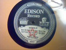 EDISON DIAMOND DISC #51068-THE LAWN SWING BY HELEN CLARK
