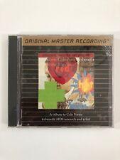 Sealed Uncut MFSL GOLD CD A TRIBUTE TO COLE PORTER Red Hot + Blue - MOFI