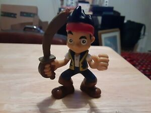 Disney Mattel Fisher Price Jake and The Neverland Pirates PVC Figures