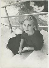 Mode, 1960 Vintage silver Print   Tirage argentique  26x18  Circa 1960