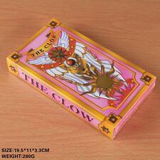CARD CAPTOR SAKURA TAROT CARTE CARDS DI KERO CHAN CERBERUS SHAORAN CLOW COSPLAY