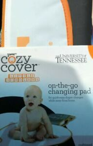 NCAA TENNESSEE VOLS COZY COVER DIAPER CHANGING PAD