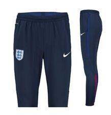 Mens Nike England Tracksuit Bottoms Size L Football strike pants joggers vapor