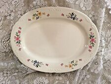 PFALTZGRAFF MEADOW LANE Small Oval Platter. Price Reduced!