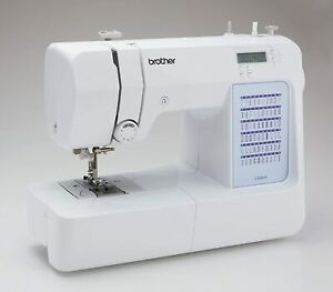 Brother - CS5055 - 60 Builtin Stitches LCD Display Computerized Sewing Machine