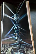 Nicolas SCHÖFFER- RARE plaquette de la tour lumière cybernétique de Paris
