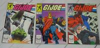 GI Joe a Real American Hero comics lot (1988 Marvel)  3 issues 68-70 - C2687