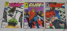 GI Joe a Real American Hero comics lot (1988 Marvel)  3 issues 68-70 - C2687
