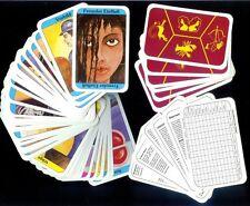 Hornsteiner Sternzeichen & Wahrsagekarten - Zwillinge Tarot - 55 Tarotkarten