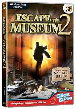 Escape the Museum 2 II (PC/Mac) NEW SEALED
