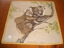 Vintage NWT Australian Koala Hanky Handkerchief Hankies