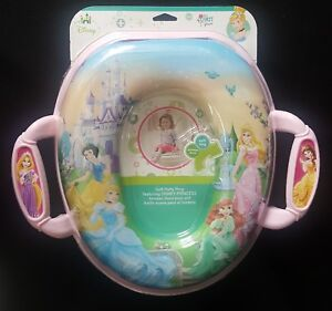 """Disney Princess """"The First Years"""" Soft Potty Ring 18+ Months New"""