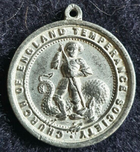 19th/20th Century Church of England Temperance Society Medal [T467]