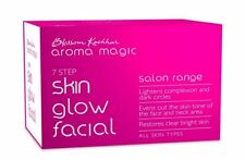 Blossom Kochhar 7 Step Skin Glow Facial Kit Salon Range AROMA MAGIC 25gm +13ml
