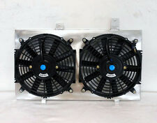Radiator Fan Shroud fit for Toyota Corolla AE86 1984-1987 New 1986 1985 w/2xFans