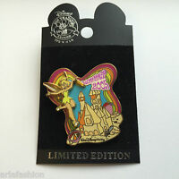 Tinker Bell Summer 2005 - Sand Castle Surprise Release LE 1000 Disney Pin 39947