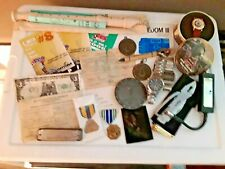 New listing Junk Drawer Lot Mixture Of Vintage Items Take a Look