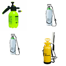 More details for 5l / 8l garden pressure sprayer portable hand pump chemical weed spray bottle