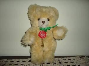 Hermann West Germany Original Teddy Bear Fully Jointed
