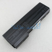 7800MAH Battery for HP EliteBook 8460p 8460w 8470p 8470w 8560p 8570p HSTNN-I91