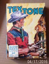 ALBUM TEX TONE N°43/N°337 au 344/TTBE/1971 /DOS DESSINE