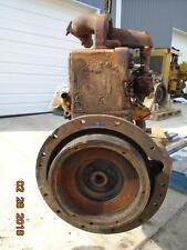 Minneapolis Moline 206G-4 Engine Complete Used Jug ESN: 06601277 BCN: 10A400