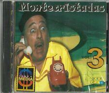 Montecristadas Volume 3 Latin Music CD New