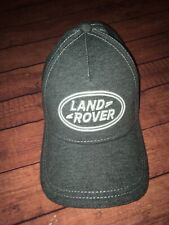 Land Rover Hat Baseball Cap Gray One Size Adjustable