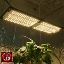 Waterproof 240w Samsung LM301H Full Spectrum Grow Light With 660nm Reds 413LED