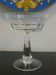 Vintage Galway Irish Crystal O'Donnell Champagne Sherbet Glass