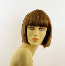 short wig for women brown copper wick light blond elisa ref 6bt27b PERUK